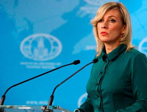 ՌԴ-ն պատրաստ է աջակցել Երևանի և Բաքվի միջև խաղաղ գործընթացին. Զախարովա