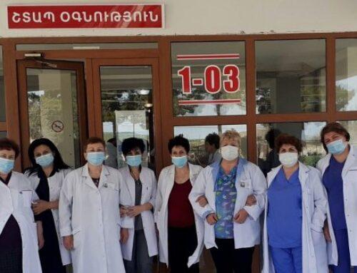 ՀՀ բժշկական կենտրոնների առաջատար բժիշկները լրացնելու են Արցախի առողջապահության համակարգի նեղ մասնագետների պակասը