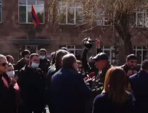 Իշխանությունն ուզում է Մարգահովիտում հանքասարը բացել. բողոքի ակցիան`ուղիղ