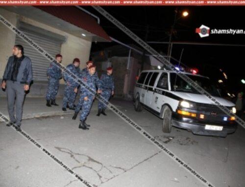 Վիճաբանություն-ծեծկռտուք՝ Երեւանում. կան վիրավորներ. հնչել է կրակոց