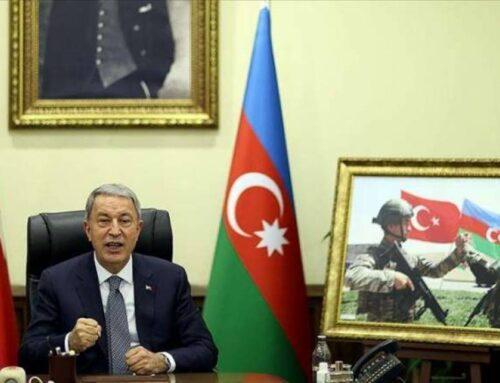 «Թուրքական բռունցքն իջավ հայերի գլխին». Թուրքիայի պաշտպանության նախարարի հայատյաց հայտարարությունը