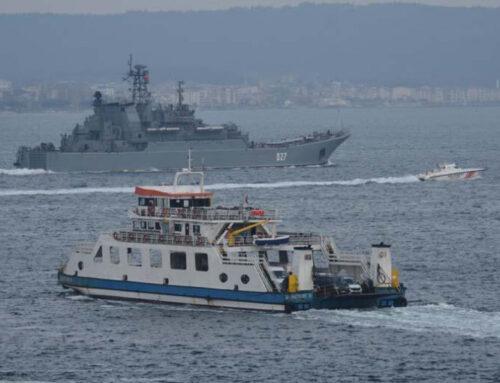 ՌԴ Հյուսիսային նավատորմի երկու խոշոր դեսանտային նավ է մտել Սև ծով