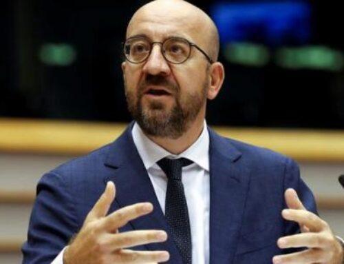 Եվրոպական խորհրդի նախագահը Ուկրաինային «անսասան աջակցություն» է հայտնել