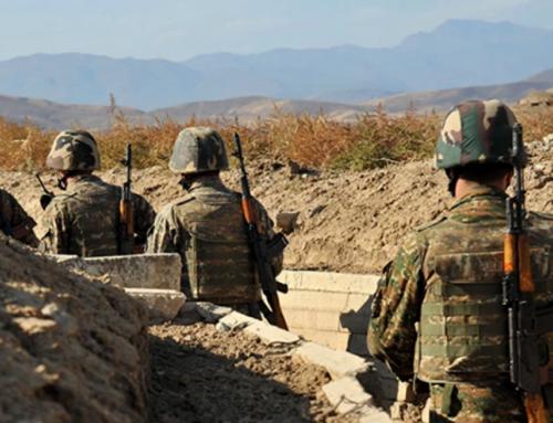 Հայ-ադրբեջանական սահմանի ամբողջ երկայնքով պահպանվել է օպերատիվ մարտավարական կայուն իրավիճակ. ՊՆ