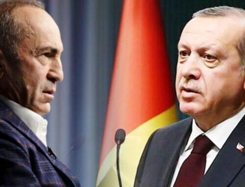 Թուրքիայի վարչապետ Էրդողանը նամակ էր գրել Ռոբերտ Քոչարյանին ու կոշտ պատասխան ստացել