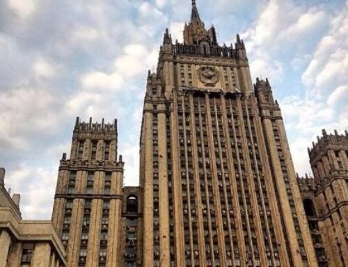 Ռուսաստանը որոշել է վտարել Ուկրաինայի հյուպատոսին