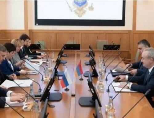 ՀՀ և ՌԴ կրթության ոլորտի պատասխանատուները քննարկել են երկկողմ համագործակցության հարցեր