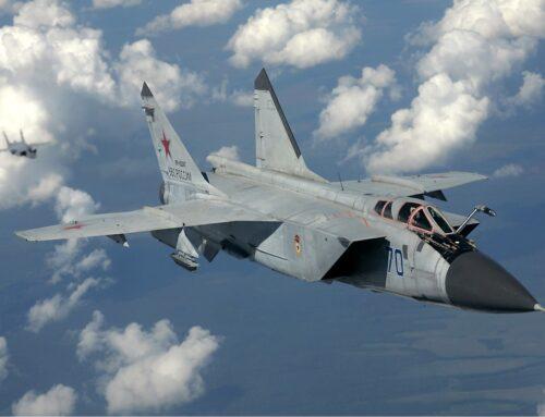 Ռուսական կործանիչը Ռուսաստանի սահմանին մոտեցող ամերիկյան ինքնաթիռ է որսացել