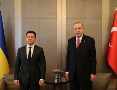 Էրդողանը հաստատել է Թուրքիայի` «Ղրիմի բռնակցումը» չճանաչելու որոշումը