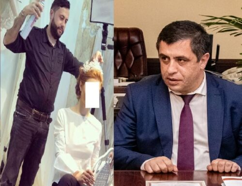 Լոռու մարզպետը պետական պարգև է տվել իր կնոջ վարսավիրին. politik.am