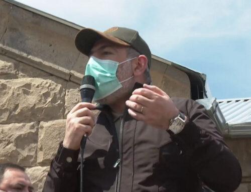 Հարձակում Հայաստանի վրա նշանակում է՝ հարձակում Ռուսաստանի վրա. Նիկոլ Փաշինյան (տեսանյութ)