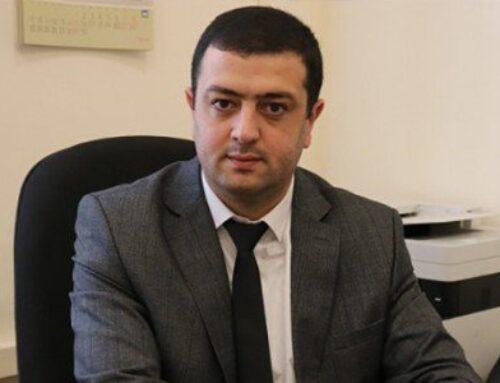 Դավիթ Սողոմոնյանն ազատվել է Կադաստրի կոմիտեի ղեկավարի տեղակալի պաշտոնից