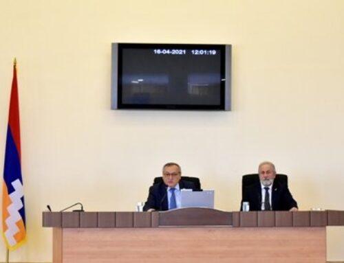 Արցախի ԱԺ-ն արտահերթ նիստ է գումարել. Օրակարգում երկու հարց է եղել