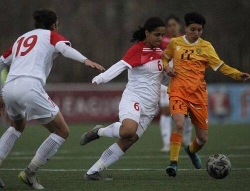 Հայաստանի ֆուտբոլի կանանց ընտրանին ոչ-ոքի ավարտեց հանդիպումը Հորդանանի հետ