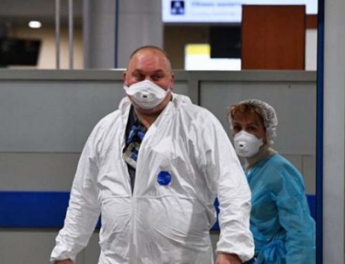 Ռուսաստանում մեկ օրում հայտնաբերվել է կորոնավիրուսային վարակի 8995 դեպք