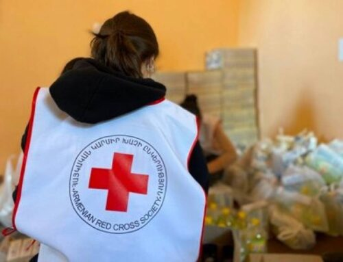 Հայկական Կարմիր խաչի ընկերությունը Արցախից ՀՀ տեղափոխված 12 544 անձի համար հյուրընկալող ընտանիքներին գումար կտրամադրի