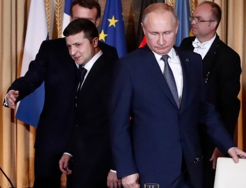 Պուտինը Զելենսկիին առաջարկել է հանդիպել․ բայց ոչ թե Դոնբասում, այլ Մոսկվայում