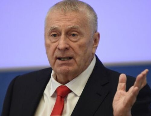 Ժիրինովսկին կոչ է արել անհապաղ դադարեցնել Թուրքիայի հետ ավիահաղորդակցությունը