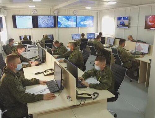 Ռուս-թուրքական համատեղ կենտրոնը շարունակում է կատարել ԼՂ-ում դիտարկման խնդրի կատարումը
