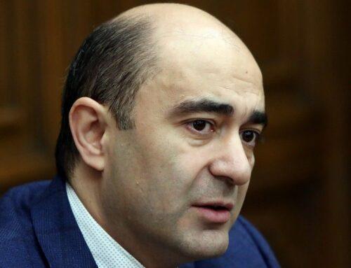 Փոխվարչապետը մոռացել է իր երկրի նախագահի կոչը` Ուկրաինային չներգրավել Հայաստանի ու Ադրբեջանի միջև հակամարտության մեջ․ Մարուքյան