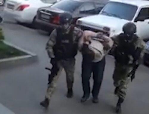 Ոստիկանություն-ԱԱԾ համագործակցության հերթական արդյունքը. երկու տղամարդ կալանավորվել է
