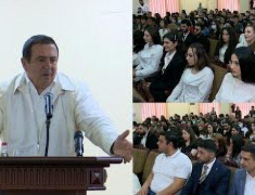 Գ.Ծառուկյանը ներկայացրել է ԲՀԿ նախընտրական ծրագրի նախնական դրույթներից մի քանիսը