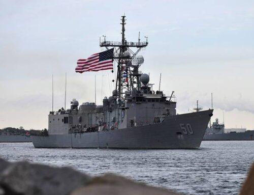 Թուրքիան Ռուսաստանին տեղեկացրել է ԱՄՆ-ի ռազմանավերի Սեւ ծովով անցնելու մասին