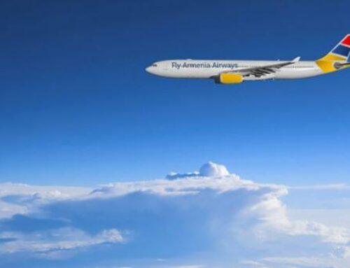 Fly Armenia Airways–ի օդանավը չի ապամոնտաժվել, լուծվում են տեխնիկական խնդիրները