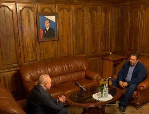 ՀՀ-ում ՌԴ դեսպանատանը կայացել է Կոպիրկին-Ծառուկյան հանդիպումը