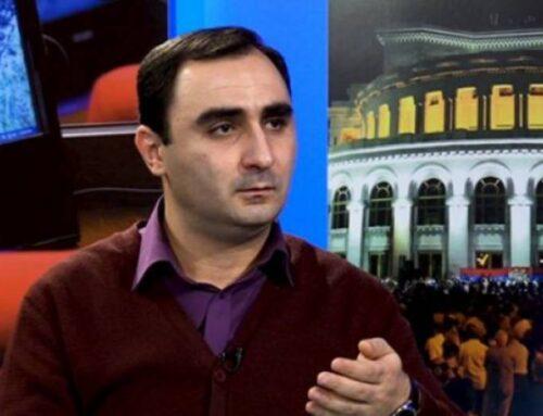 Կա ռիսկ, որ եթե թուրքական բեռնատար կա Հայաստանում, թուրքական ապրանքն էլ է եկել. Բաբկեն Պիպոյան