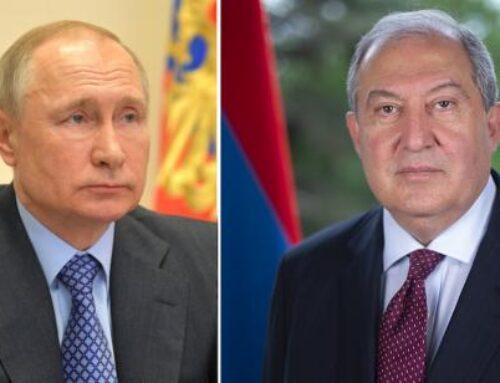 ՀՀ-ն բարձր է գնահատում Ցեղասպանության ճանաչման և դատապարտման գործում ՌԴ-ի ջանքերը
