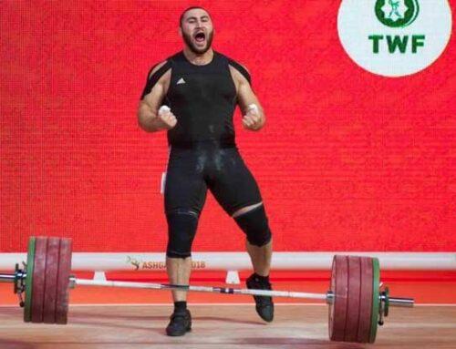 Սիմոն Մարտիրոսյանը փոքր ոսկի նվաճեց
