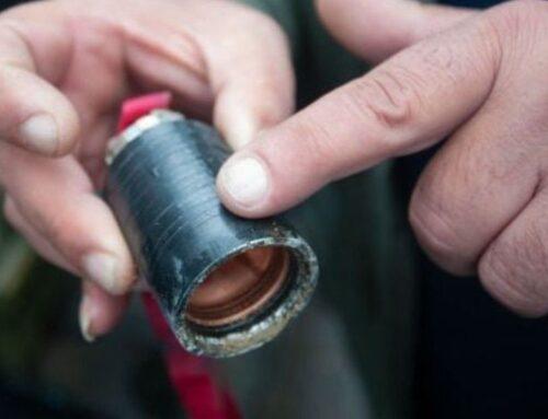 Ստեփանակերտի բնակելի տներից մեկի հարակից հողամասում հայտնաբերվել է չպայթած կասետային ռումբ