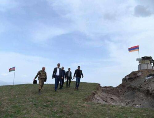 Սյունիքի մարզի գյուղերի հարևանությամբ ադրբեջանական ԶՈՒ ծառայողների ներկայությունը չունի որևէ իրավական հիմք, ապօրինի է․ ՄԻՊ
