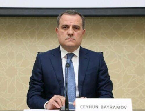 Ալիևի խոսքերում ՀՀ տարածքային ամբողջականությանն ուղղված սպառնալիք չկա. Ադրբեջանի ԱԳՆ