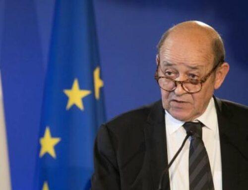 Ֆրանսիայի ԱԳՆ-ն կոչ է արել հասնել ՀՀ ինքնիշխան տարածքից Ադրբեջանի զորքերի դուրսբերմանը