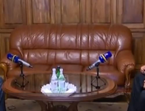 Գագիկ Ծառուկյանը հանդիպել է ՀՀ-ում ՌԴ դեսպանի հետ