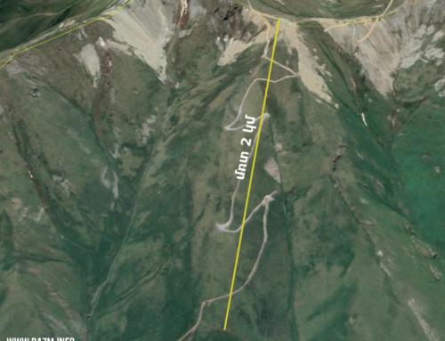 Վերին Շորժայի հատվածում ադրբեջանցիները ՀՀ տարածք են մտել 2 կմ. (տեղորոշում)