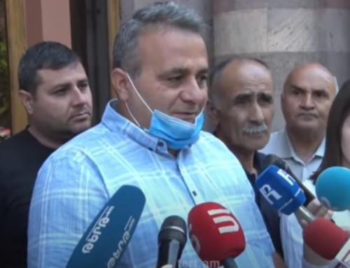 Քաշաթաղի շրջանի բնակիչները հանդիպել են փոխվարչապետ Մհեր Գրիգորյանի հետ
