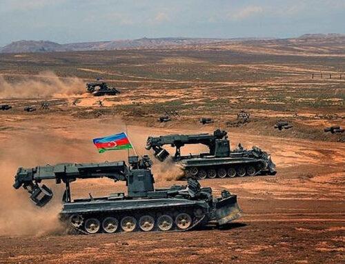 Ադրբեջանական բանակը լայնամասշտաբ զորավարժություններ է սկսել