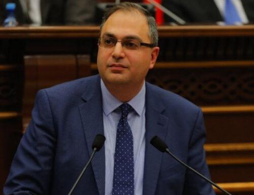Հայաստանը նվազ հանցավորություն ունեցող երկրների առաջին տասնյակում է.Վլադիմիր Վարդանյան