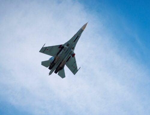 Ռուսական կործանիչն ամերիկյան հետախուզական ինքնաթիռ է որսացել