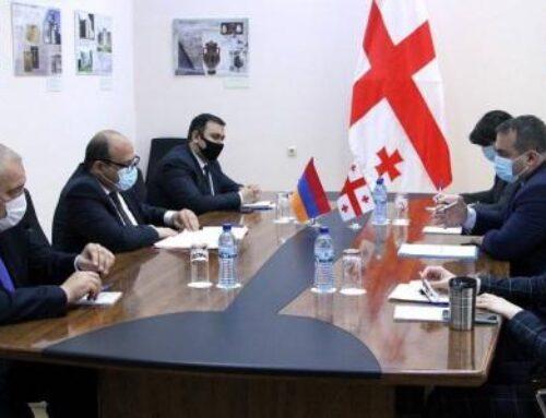 ՀՀ և Վրաստանի ԱԳ փոխնախարարներն անդրադարձել են տարածաշրջանային կայունության հարցին