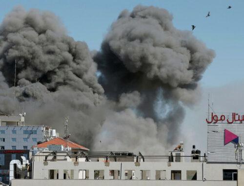 Գազայում պաղեստինցիների զոհերի թիվը հասել է 174-ի