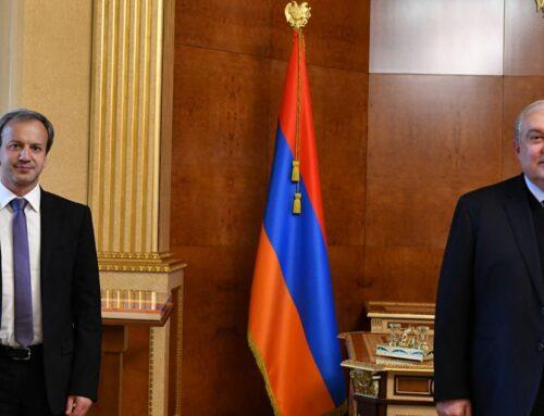 ՖԻԴԵ-ի նախագահի հետ քննարկվել է ՀՀ շախմատային ավանդույթները զարգացնելու հնարավորությունը