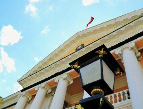ՌԴ դեսպանությունը դատապարտել է հայկական գերեզմանոցում վանդալիզմի ակտը