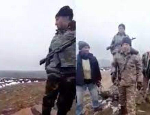 Ինչո՞ւ են զինաթափել սահմանամերձ գյուղերի բնակիչներին, մարդիկ սահման են պահում. Արավուսի գյուղապետ