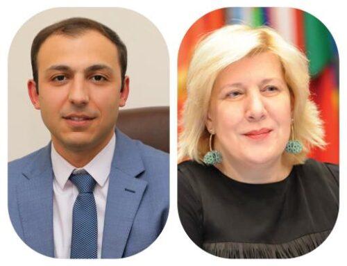 Արցախի ՄԻՊ-ը Միյատովիչին կոչ է արել պաշտպանել Արցախի ժողովրդի իրավունքները