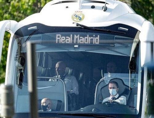 Չելսիի երկրպագուները հարձակվել են Ռեալի ավտոբուսի վրա