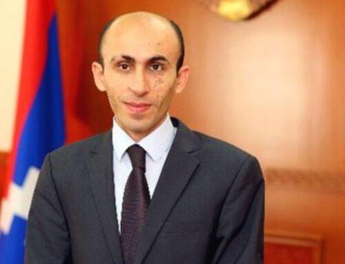 Ալիեւը մոռանում է, որ Արցախն Ադրբեջանի տարածք չէ․ Արտակ Բեգլարյանի արձագանքը
